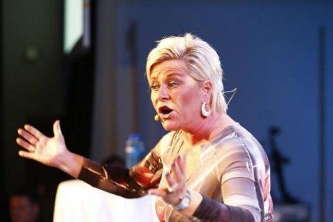 Siv Jensen, leader of Norway s