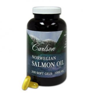 Norwegian Salmon Oil Carlson