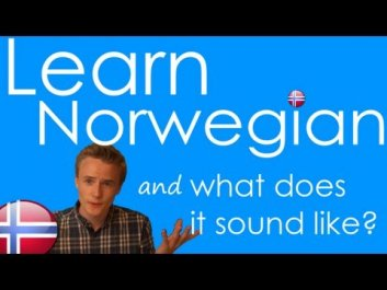 How to Speak Norwegian!