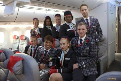 Norwegian Air Celebrates
