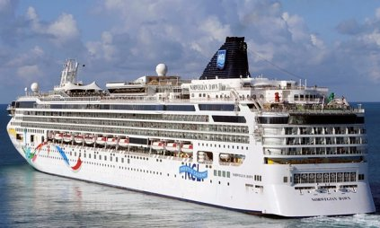 Norwegian Cruise Line ship