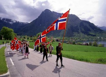 Norwegians are often regarded