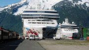 Norwegian Pearl Alaska Itinerary