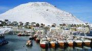Port in Norway N