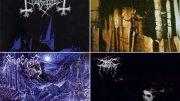 Top Ten Norwegian Black Metal Albums