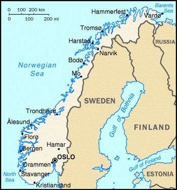 norwegian culture and etiquette