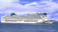 NCL Epic Cruise Ship