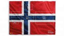There Are Five Other Countries Hidden In This Norwegian Flag