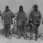 First Norwegian to Reach the South Pole