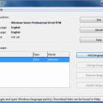 Language Pack Norwegian Windows 7