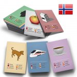 Learn Norwegian Flashcards
