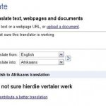 Norwegian to English Google