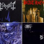 Top Ten Norwegian Black Metal Albums