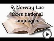 10 interesting facts about Norway
