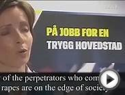 10% of Norwegian Women Raped by Invaders, Half Before They
