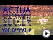 Actua Soccer CUP (PSX Gameplay HD) - Round 1
