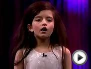 "Angelina Jordan - ""Fly Me To The Moon"" - Norway Got Talent"