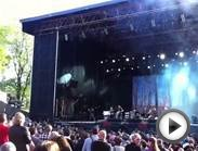 Band of Horses - The First Song - Norwegian Wood 2013