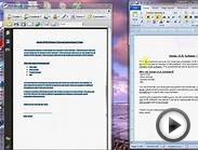 Convert Scanned Document (PDF) to Word Document