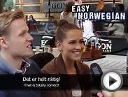 Easy Norwegian 1 - What is typical Norwegian?