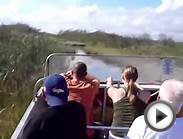 Everglades Tour & Miami Airport Transfer ( Norwegian EPIC ) HD