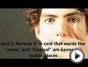 Funny Facts in Norway: A True or False Quiz Norwegian culture