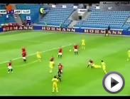 HIGHLIGHTS - Norway v Ukraine 0-1 [Friendly]