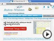 How to Download and Use Telugu Astrology Software for FREE