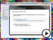 How to install Windows 7 language packages (English).mp4