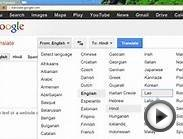 How to Translate from English to Hindi Online? Hindi video