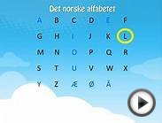Learn Norwegian- Det norske alfabetet