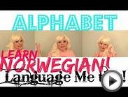 Learn Norwegian! Language Me This! - The Norwegian Alphabet.