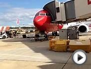 Norwegian Air Shuttle|Boeing 737-8JP|London Gatwick to