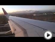 Norwegian Air Tenerife South to London Gatwick