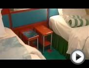 Norwegian Dawn: Inside cabin