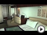 NORWEGIAN EPIC CABIN WITH BALCONY AND BATHTUB 14118