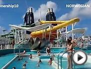 NORWEGIAN EPIC CRUISE day 3, another EPIC day at sea