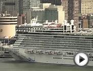 Norwegian Epic New York Cruise To Nowhere (July 2, 2010)