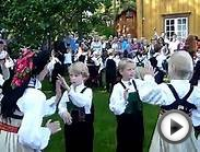 Norwegian Folk Dance-Children