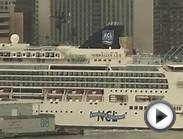 Norwegian Gem Departs New York (May 12, 2012)
