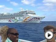 Norwegian Pearl cruise: Day 2: 12/31/12