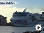 Norwegian Pearl- Port of Miami SailAway- 1/12/14