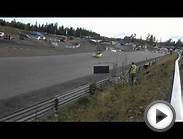 Norwegian Shortcar Crash - With Funny Japanese Commentary