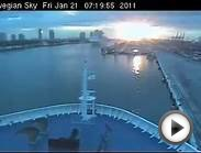 Norwegian Sky - 9 days of cruise in 7 minutes