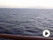 Ocean waves serenity from Norwegian Epic balcony cabin