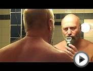 Shaving (English & Norwegian subtitles)