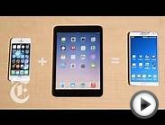 The Rise of the Phablet: Phone Reviews | Molly Wood | The