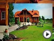 Thinking about a log home from Poland? Watch examples of