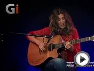 Vicki Genfan Norwegian Wood Live Performance | Guitar