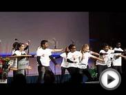 YPP Sri Lankan Dance in Norway - Giren Girata